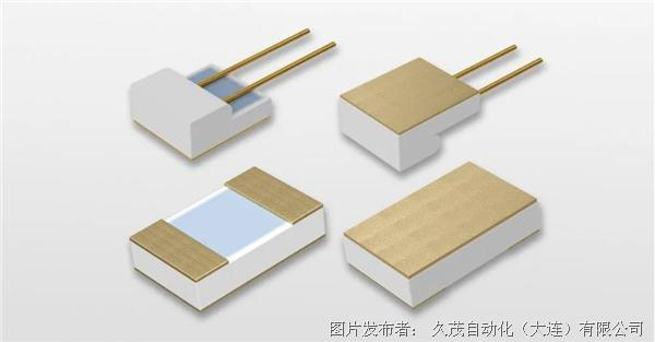 久茂带金属背板的铂电阻元件