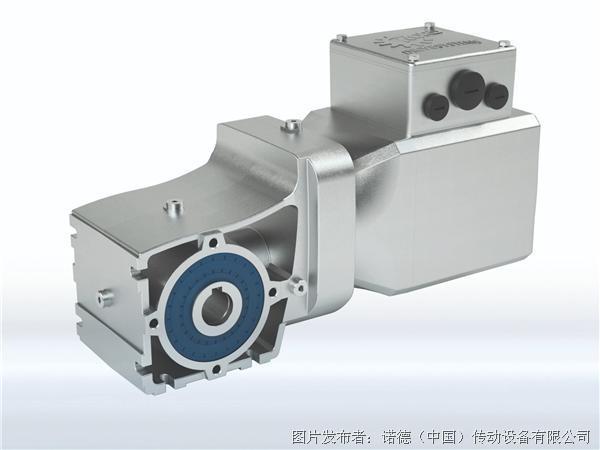 诺德推出新一代高效节能电机,进一步降低成本