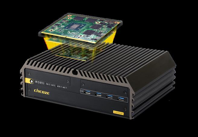 德承推出强固紧凑型 GPU 运算系统 GM-1000系列