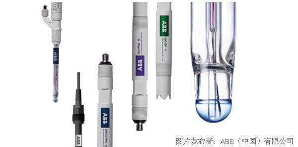 ABB发布新一代pH数字电极——更高阶的分析能力,更易于选型