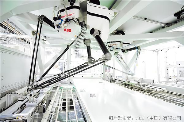 ABB將增強機器人拾取和包裝產品組合  推動全渠道訂單履行和零售物流變革