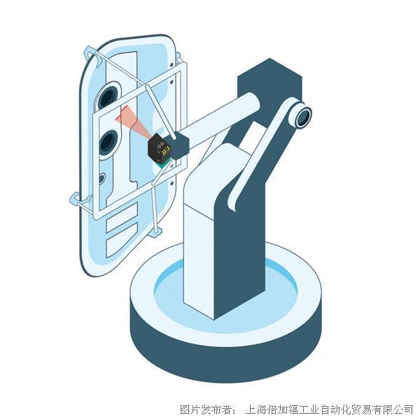 SmartRunner視覺傳感器實現車身制造中零部件的自動化檢測