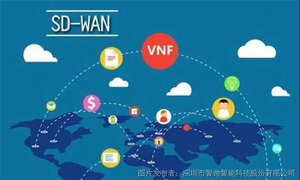 智微智能SDWAN 加速5G场景落地