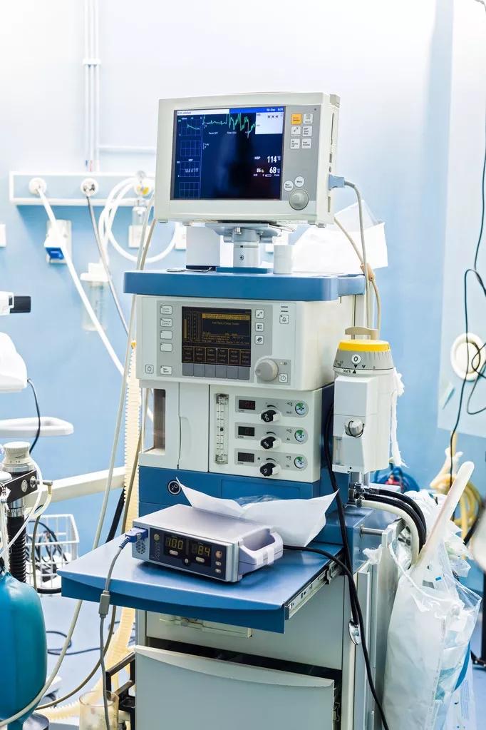 鸣志专为呼吸机倾心打造无刷无齿槽电机–ECU16024系列