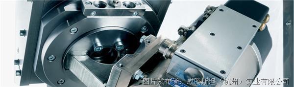 Galaxie®应用于MAKA 数控机床- 零背隙可确保实现最高精度