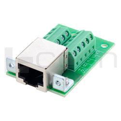 L-com推出針對現場端接及修理用途的RJ45端接模塊新產品