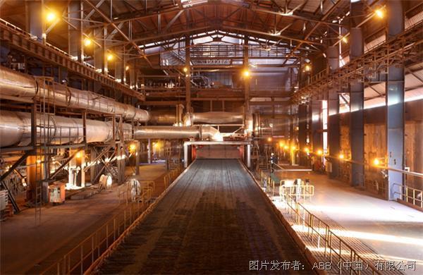 ABB数字化冶金行业产品线又添新成员