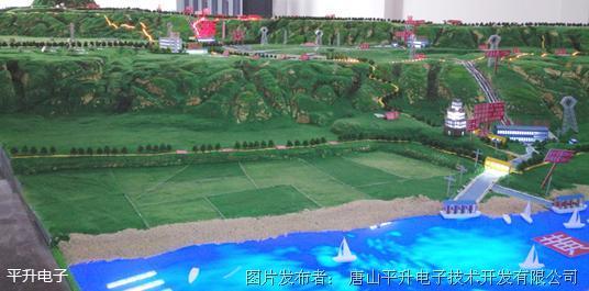 灌區信息化管理系統(山西省運城市北趙引黃灌溉信息化監控項目)