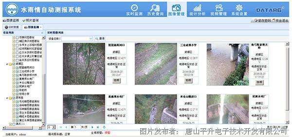水雨情數據統一接收管理平臺、水雨情數據管理系統