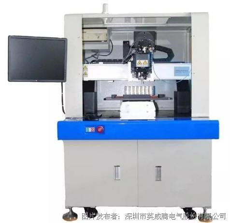 英威騰DA300伺服 為功率半導體行業增智增力