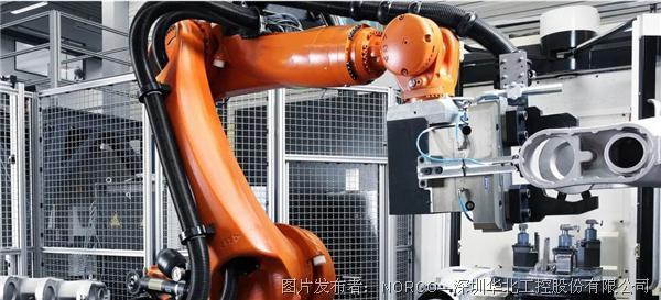 工業機器人需求高漲   華北工控可提供碼垛機器人專用計算機產品方案