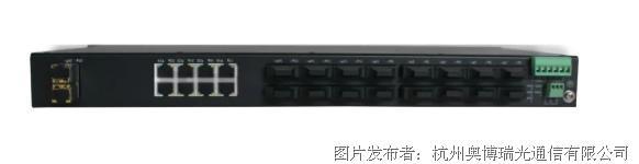 无限畅流—奥博瑞光7228B系列工业以太网交换机新品来袭
