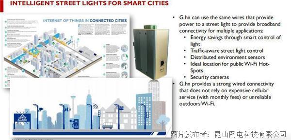 电力载波在智慧路灯中的应用