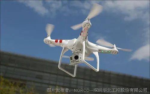 無人機助力環境監察,華北工控嵌入式計算機可全程助力