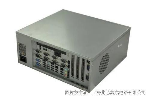 威强电ATMCTR-U600 3U金融工控机