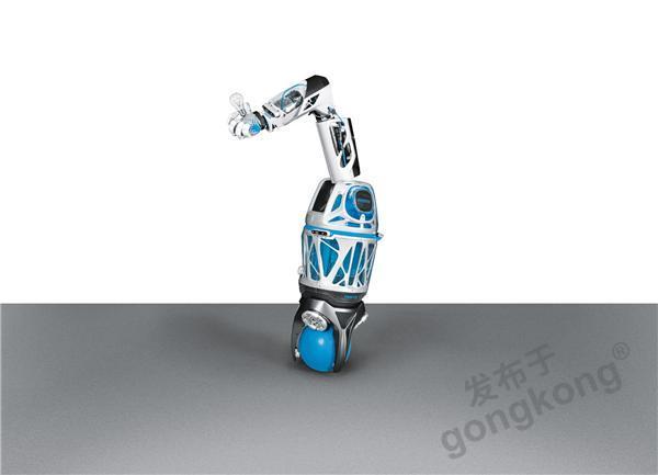 移动机器人系统遇见仿生软手BionicSoftHand 2.0