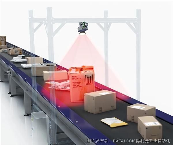 重磅推出 | Datalogic得利捷发布900万像素工业图像阅读器——AV900!