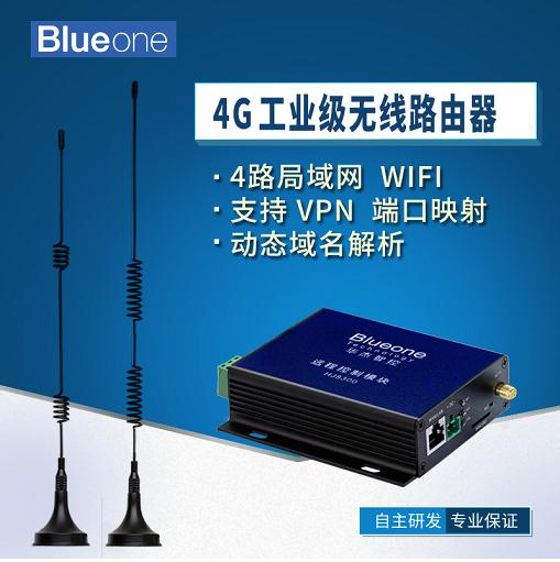 华杰智控HJ8300PLC远程控制模块
