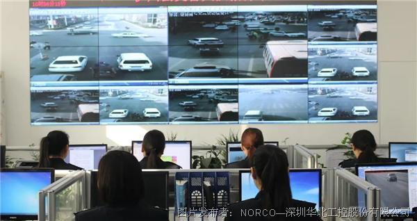 助力智慧警務,華北工控可提供警用智能車專用計算機