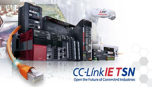 新产品发布 | CC-Link IE TSN 产品阵容不断扩充