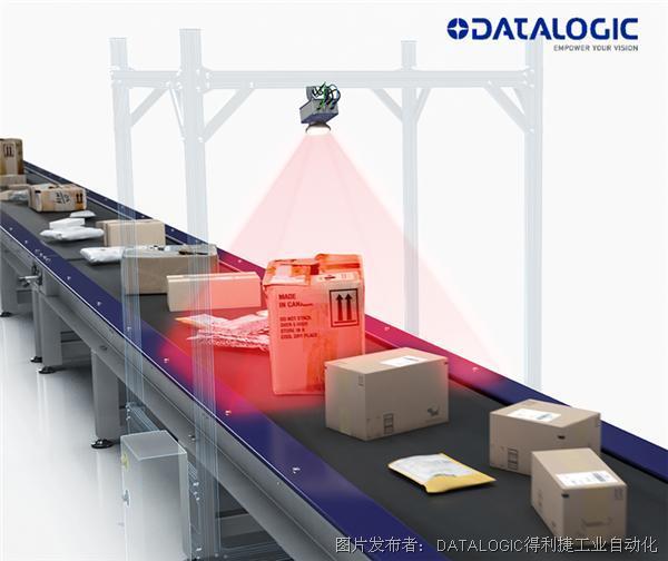 Datalogic得利捷AV900提高分拣机读码率,为企业设备升级注入新动能!