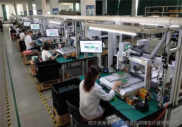流金八月,虹潤公司項目建設如火如荼,產銷兩旺