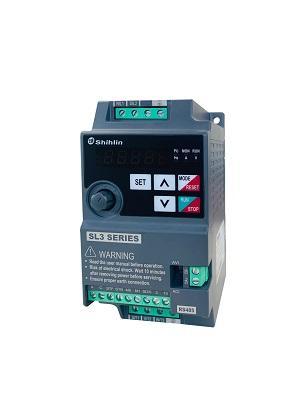 士林电机推出 SL3经济型变频器