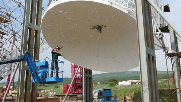 一个眼神交会,搞定抛物面卫星天线精密检测