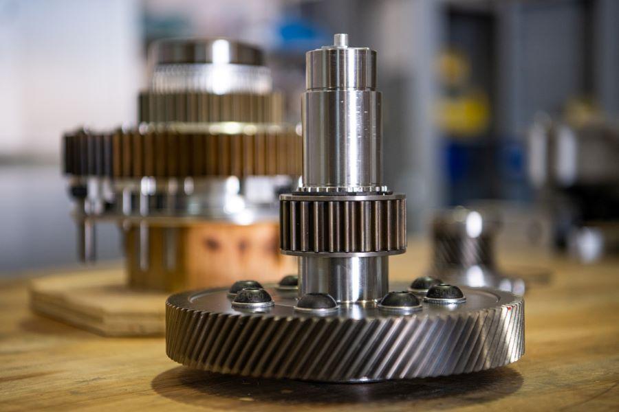 Inmotive推出全球最高效的双速变速箱