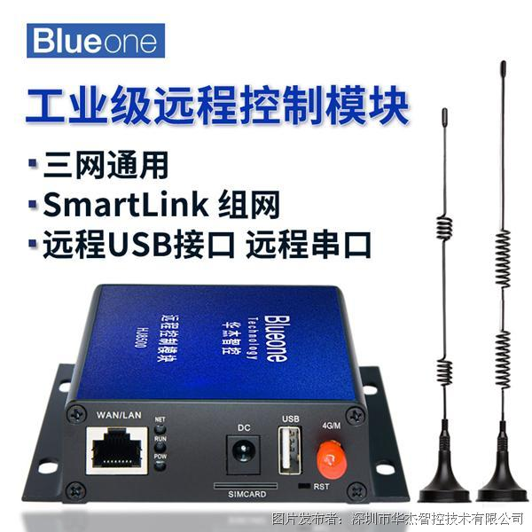 华杰智控PLC远程控制模块HJ8300系列