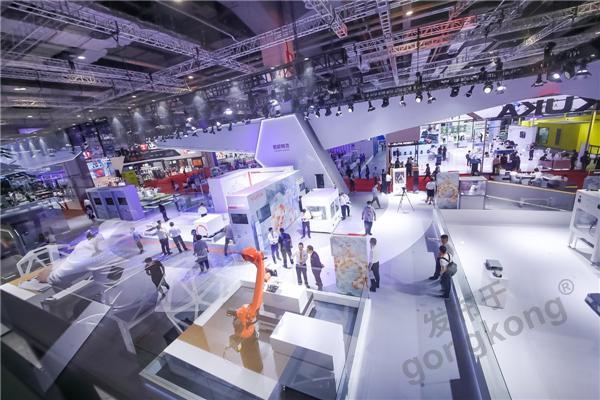 瑞仕格閃耀亮相2020工博會,探索智慧物流新未來