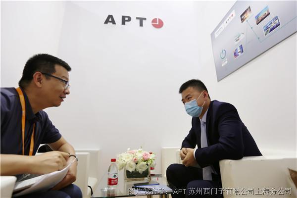 中国澳门美高梅官方网站独家专访APT韩振华总经理:把可靠性做到极致,把细分领域做专做精!