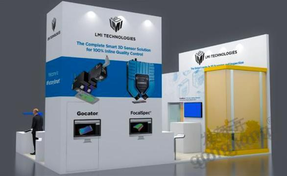 展会预告:LMI Technologies与您相约Vision Shenzhen 2020