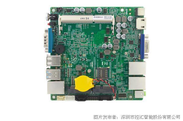 【新品推薦】控匯股份 EP-2380嵌入式主板