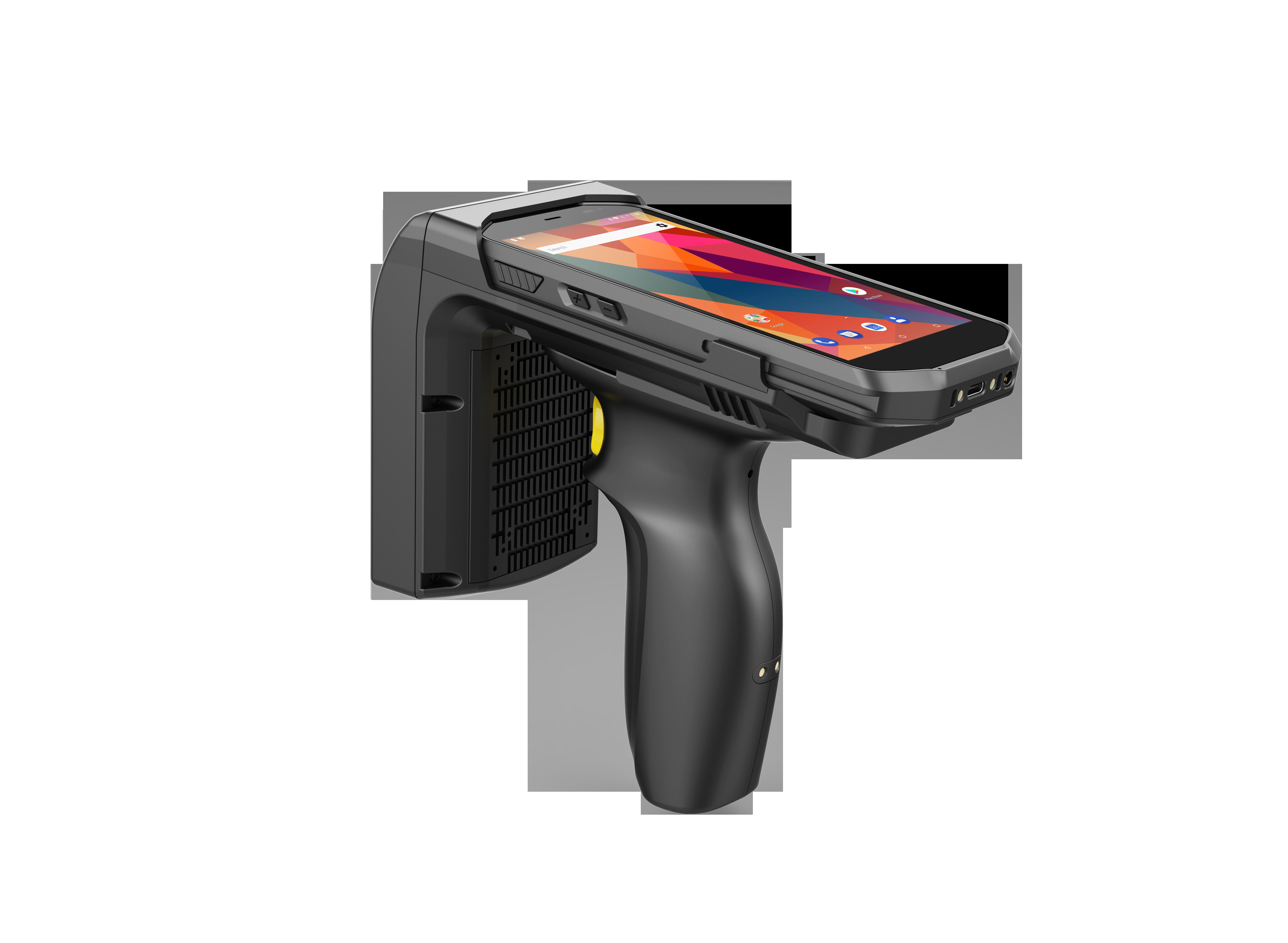 工业PDA的巴枪经常会遇到什么问题?