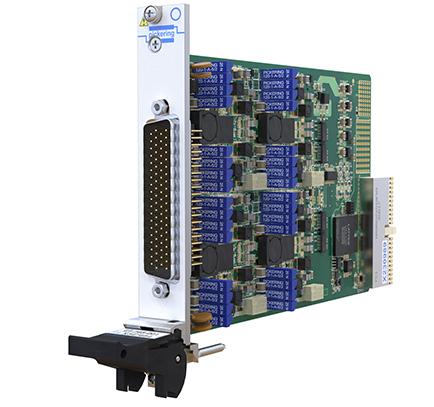 PXI程控仿真模块能有效模拟 工业控制应用中基于传感器的电流环