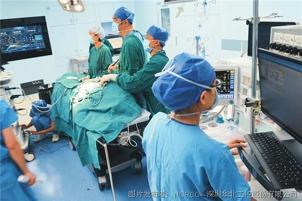 华北工控 | 嵌入式计算机在数字化手术室远程医疗系统的应用