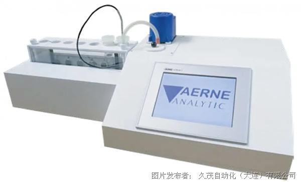 JUMO mTRON T-玻璃密度测量