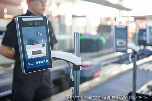 """搭乘""""新基建""""东风,华北工控推出智能安检机专用计算机产品方案"""