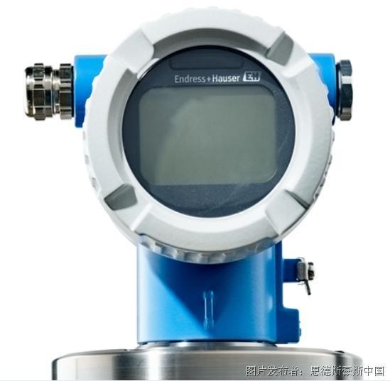 新一代Gamma射线仪表Gammapilot FMG50