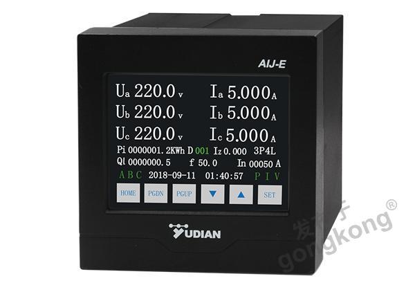 新品推荐丨宇电AIJE660多功能电力仪表