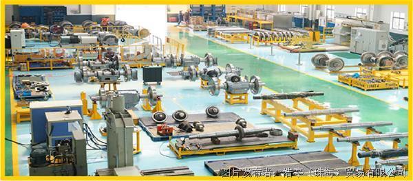 浩亭標準地鐵B型車接線箱和跳線產品發布會