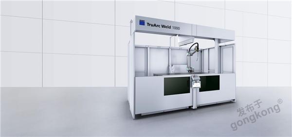優傲機器人與合作伙伴聯合推出自動焊接工作站