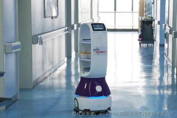 华北工控:用高品质工控机为打造智能优质防疫消毒机器人助力