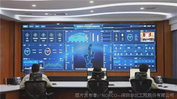 华北工控智能电力运维管理平台用计算机,让用电管理更高效更安全