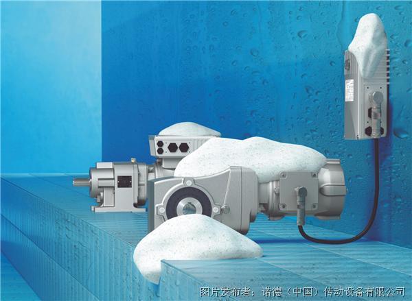 諾德驅動系統可提供優異的防護性能