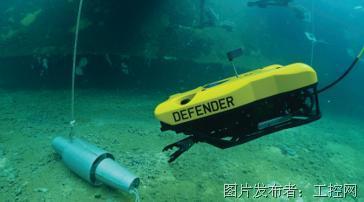 VideoRay 水下機器人為世界最繁忙的港口及水道保駕護航