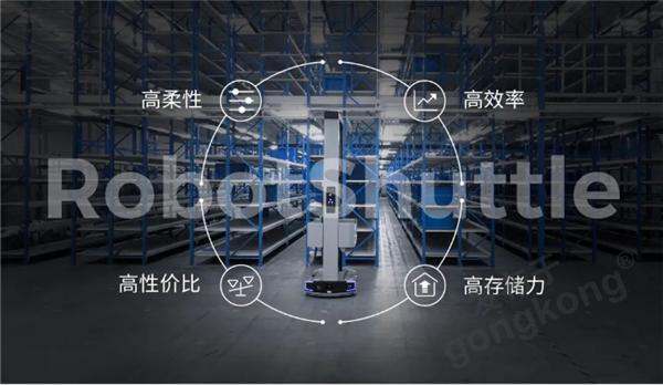 极智嘉作为唯一中国AMR企业,实力入围美国MHI两项权威大奖!