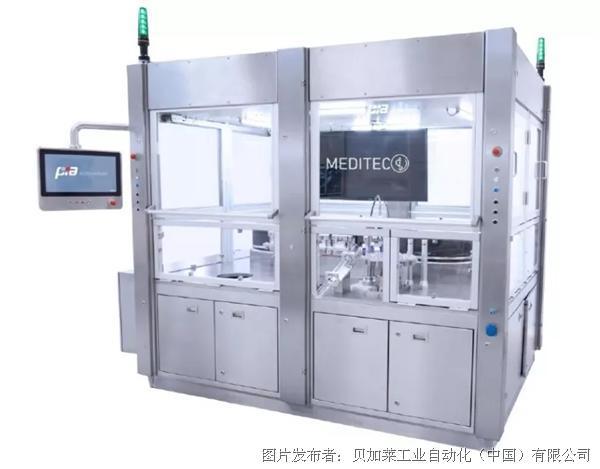 貝加萊SuperTrak應用于潔凈室的醫療器械裝配