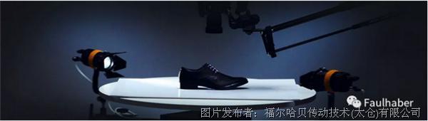 全新摄影技术 | FAULHABER微驱动系统颠覆光线革命